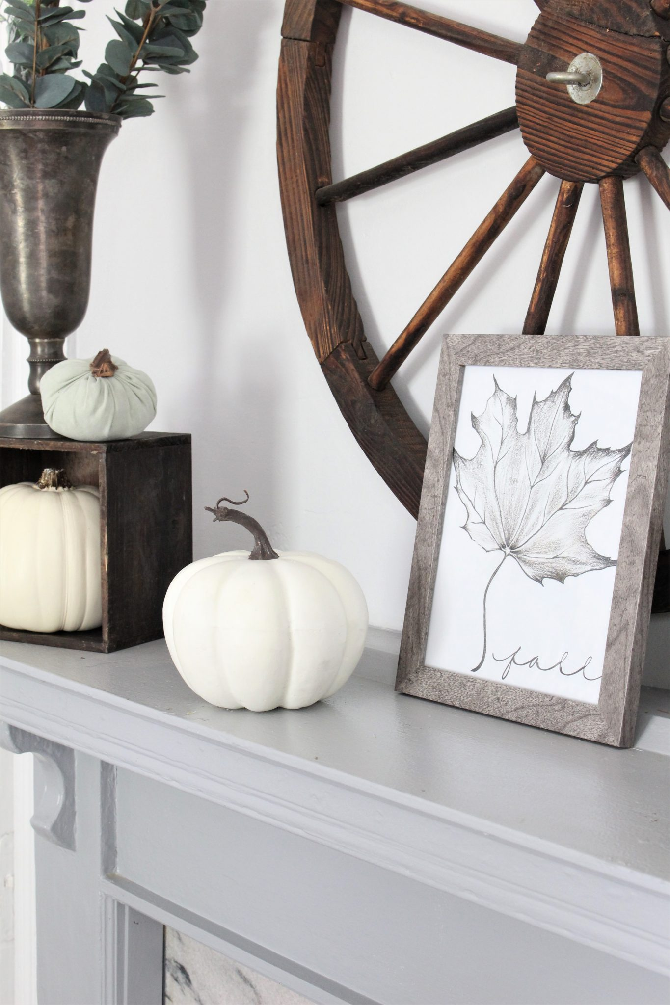 Simple and Inexpensive Fall Ideas