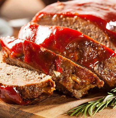 Delicious Italian Meatloaf – Plus 12 Other Italian Style Recipes