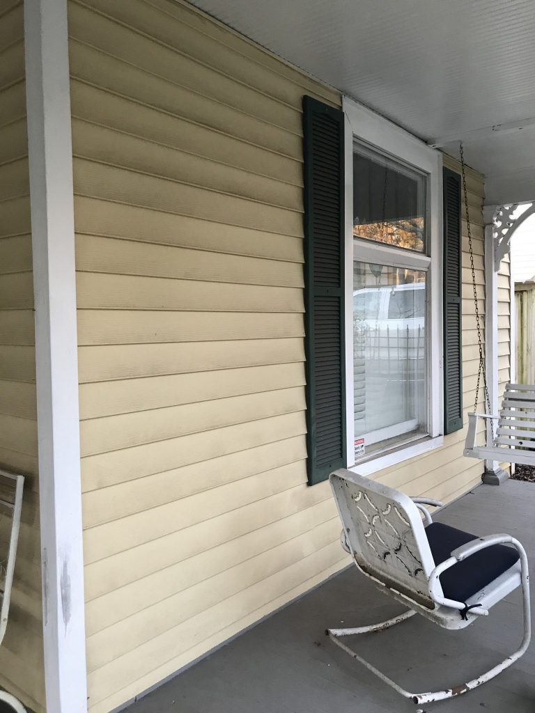 Refresh Front Porch
