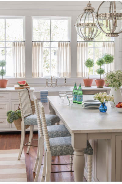 All the Buzz – Spring into Blue and White
