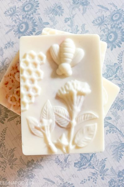 DIY Orange Clove Gardeners Soap – With Himalayan Salt