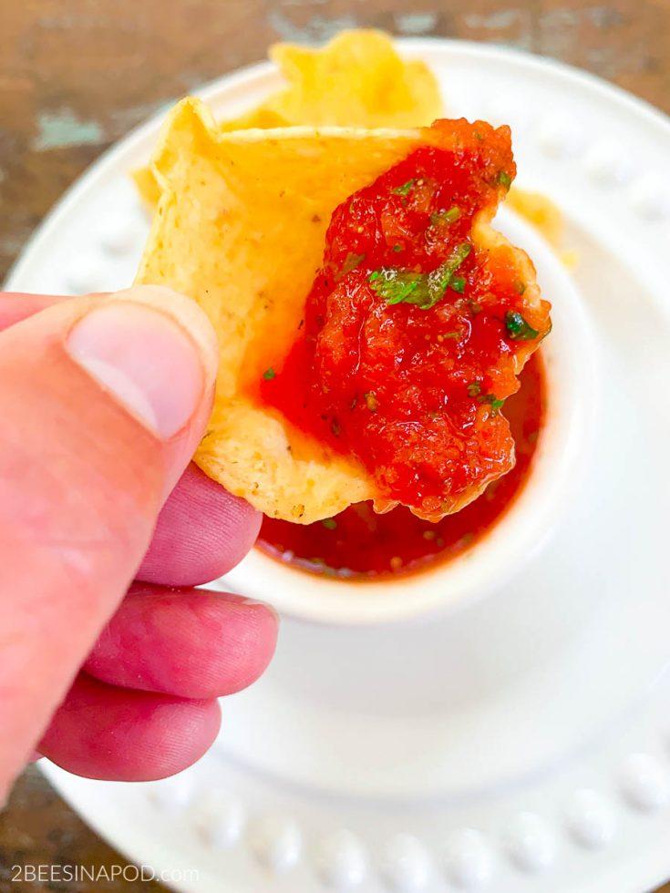 Restaurant Style Salsa Recipe - Super Delicious