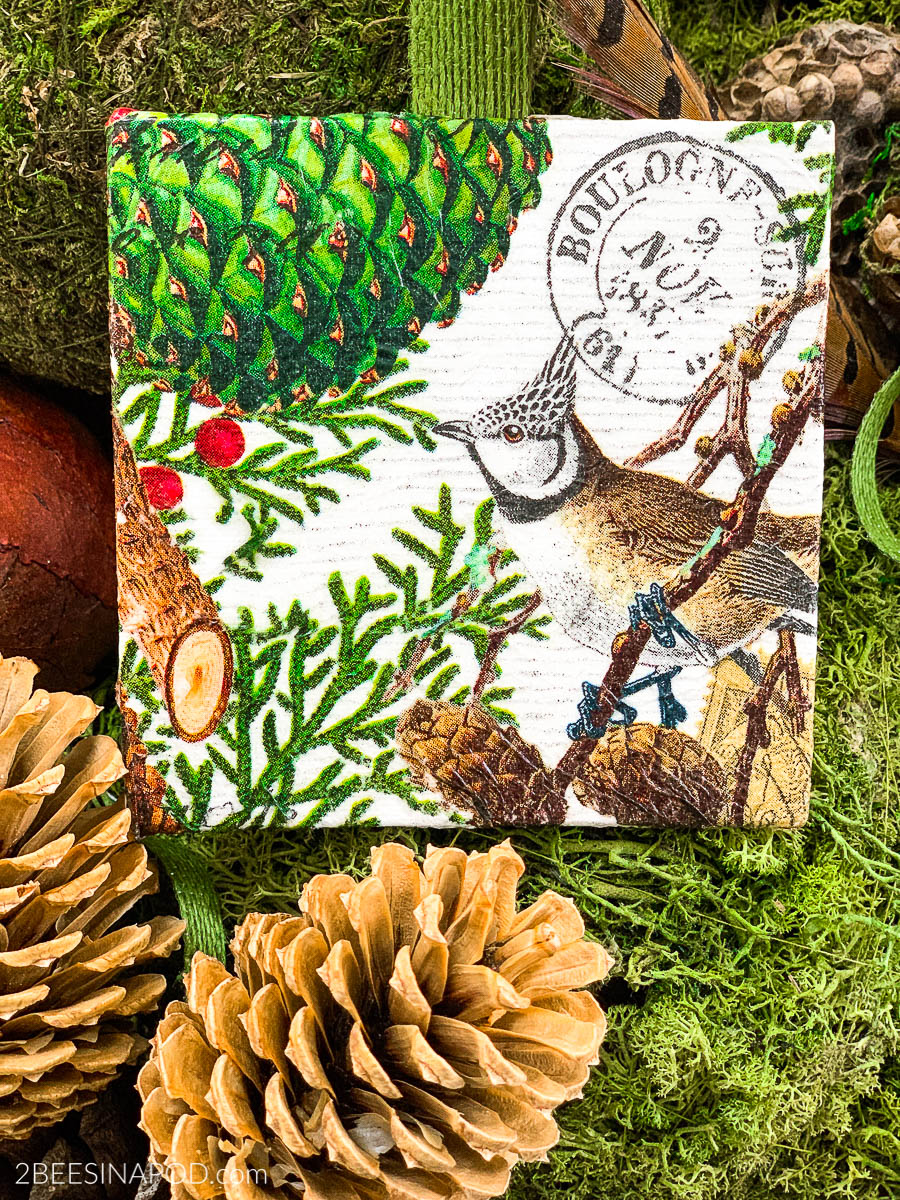 2019 Christmas Ornament Exchange Hop