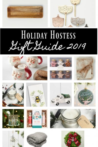 Holiday Hostess Gift Guide 2019