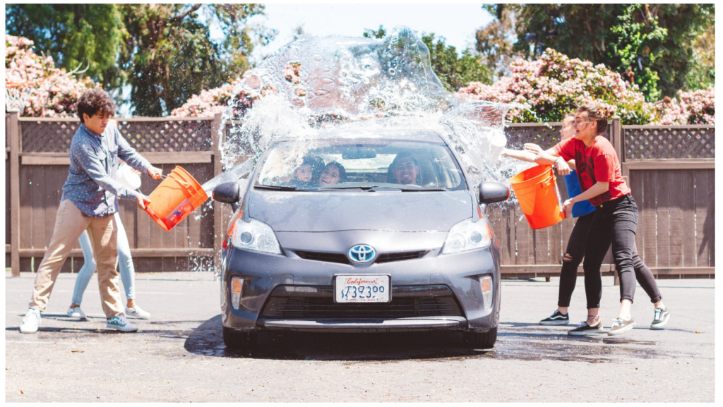 car wash. 35 Useful Things to do When You're Stuck at Home
