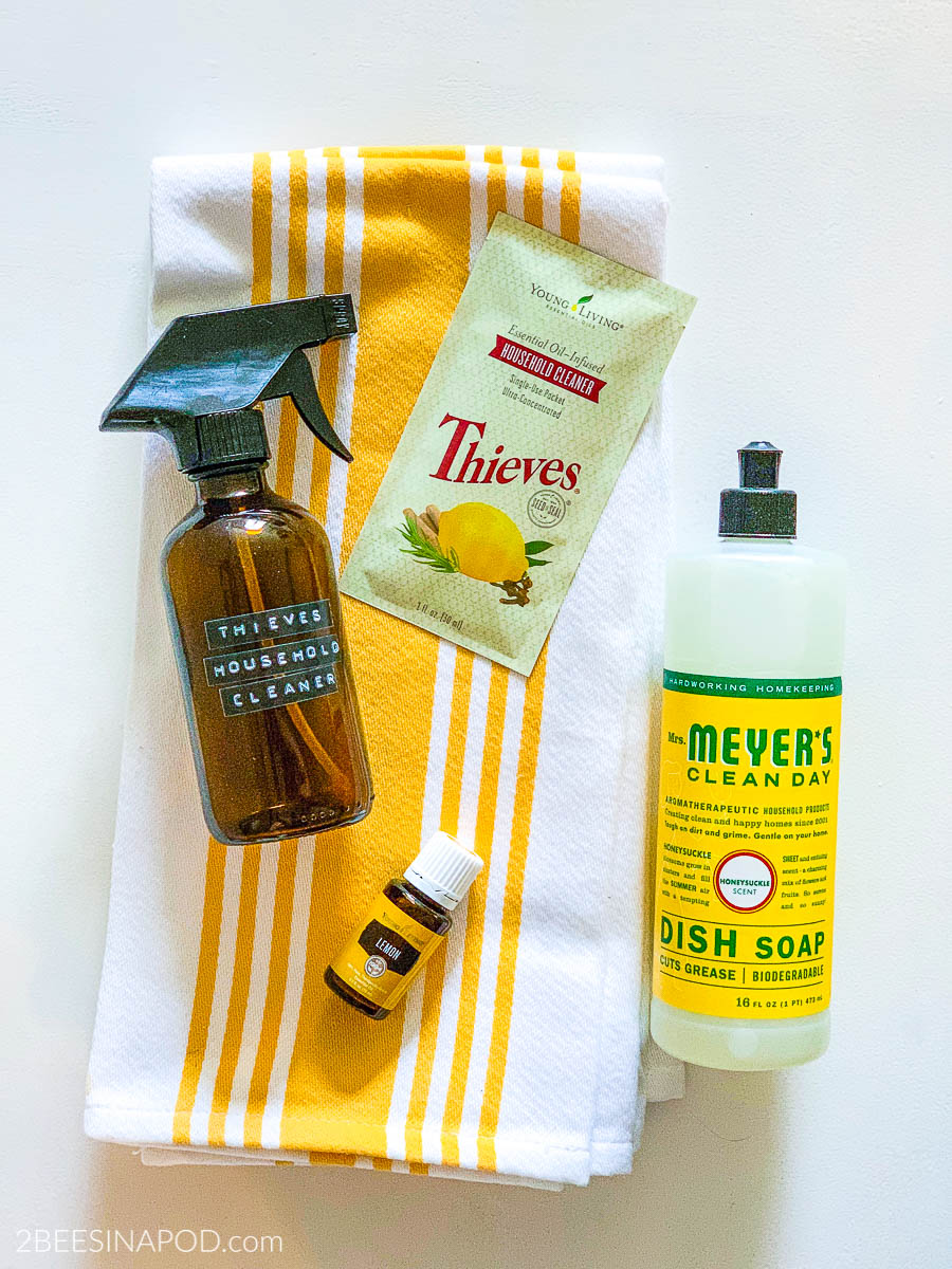 Cleaning Survival Kit Giftaway – Thrifty Style Team