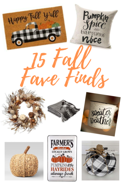 15 Fall Favorite Finds
