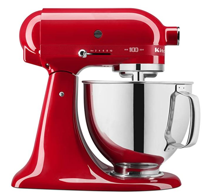 Queen of Hearts KitchenAid Stand Mixer - Amazon Prime Day Deals