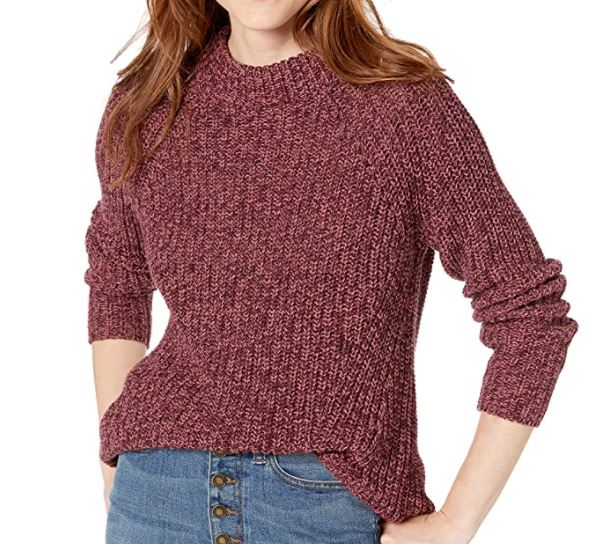 Amazon prime day deals - cotton crew neck sweater