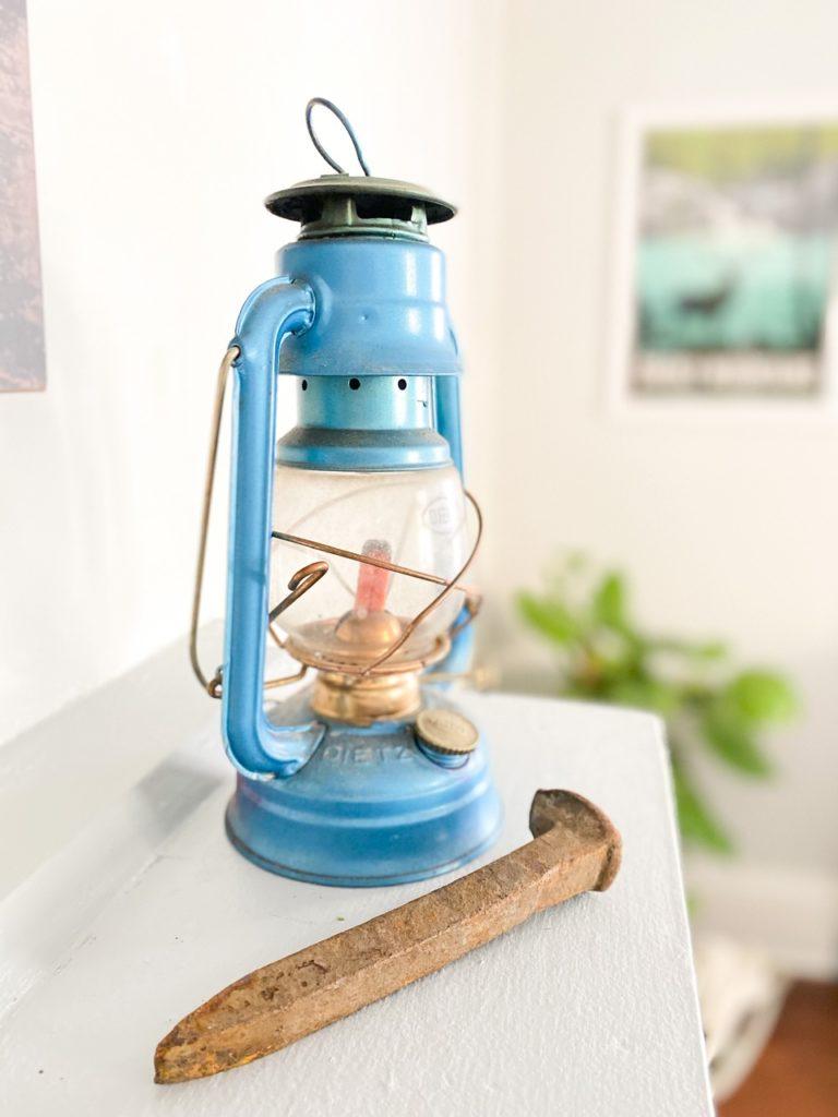 vintage lantern outdoor theme