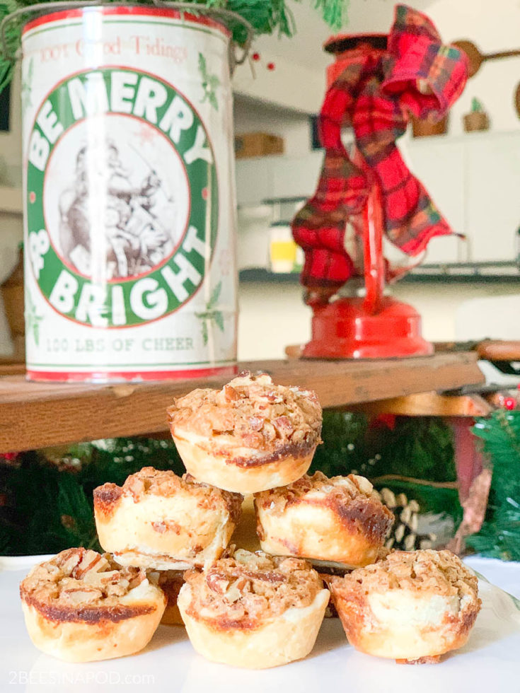 Yummy Pecan Tassies - Another Holiday Favorite
