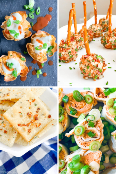 12 Delicious Super Bowl Recipes
