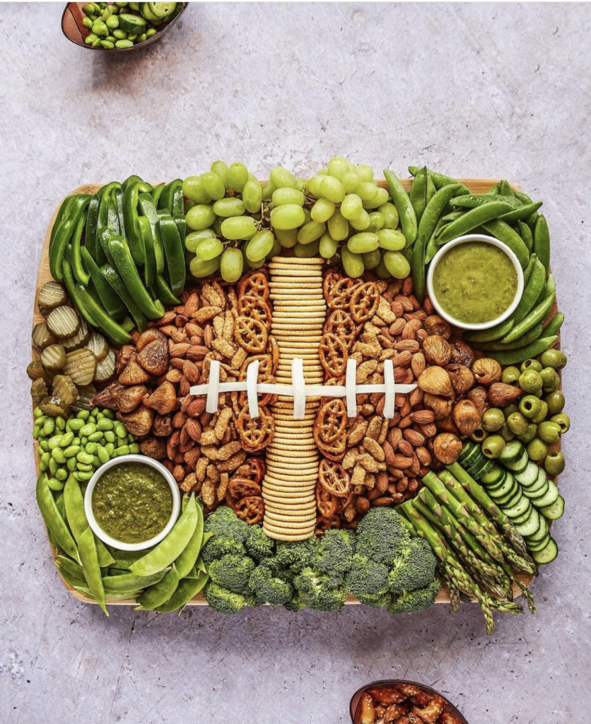 Football Snack Board