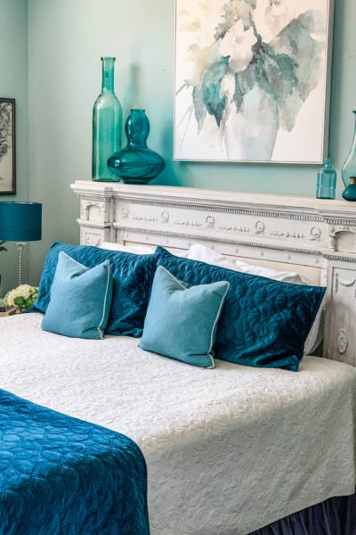 How To Do A  Spring Refresh in the Bedroom