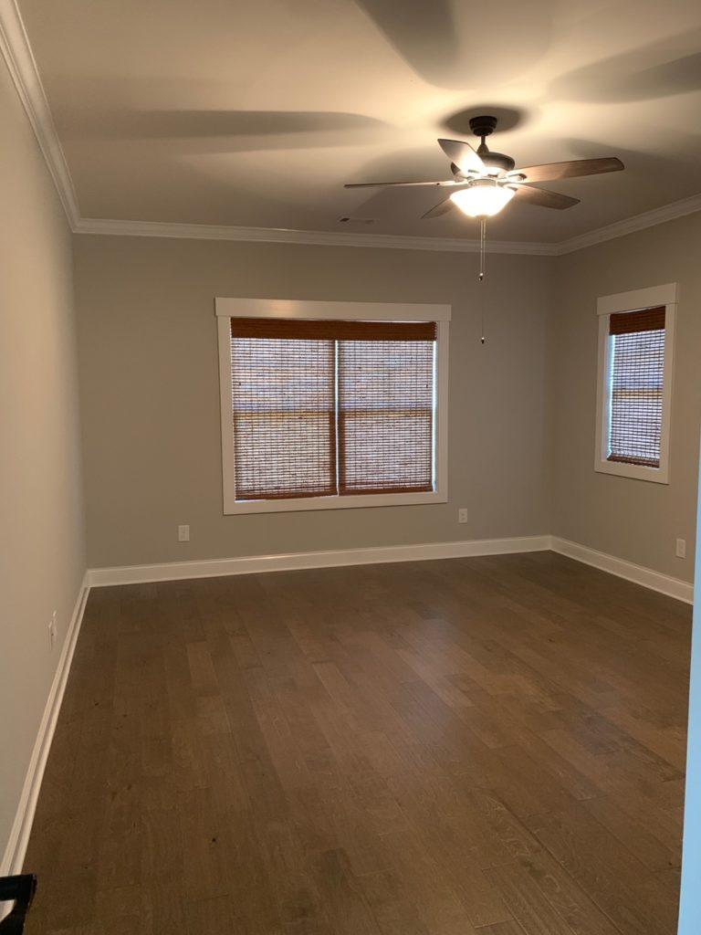 Owners bedroom