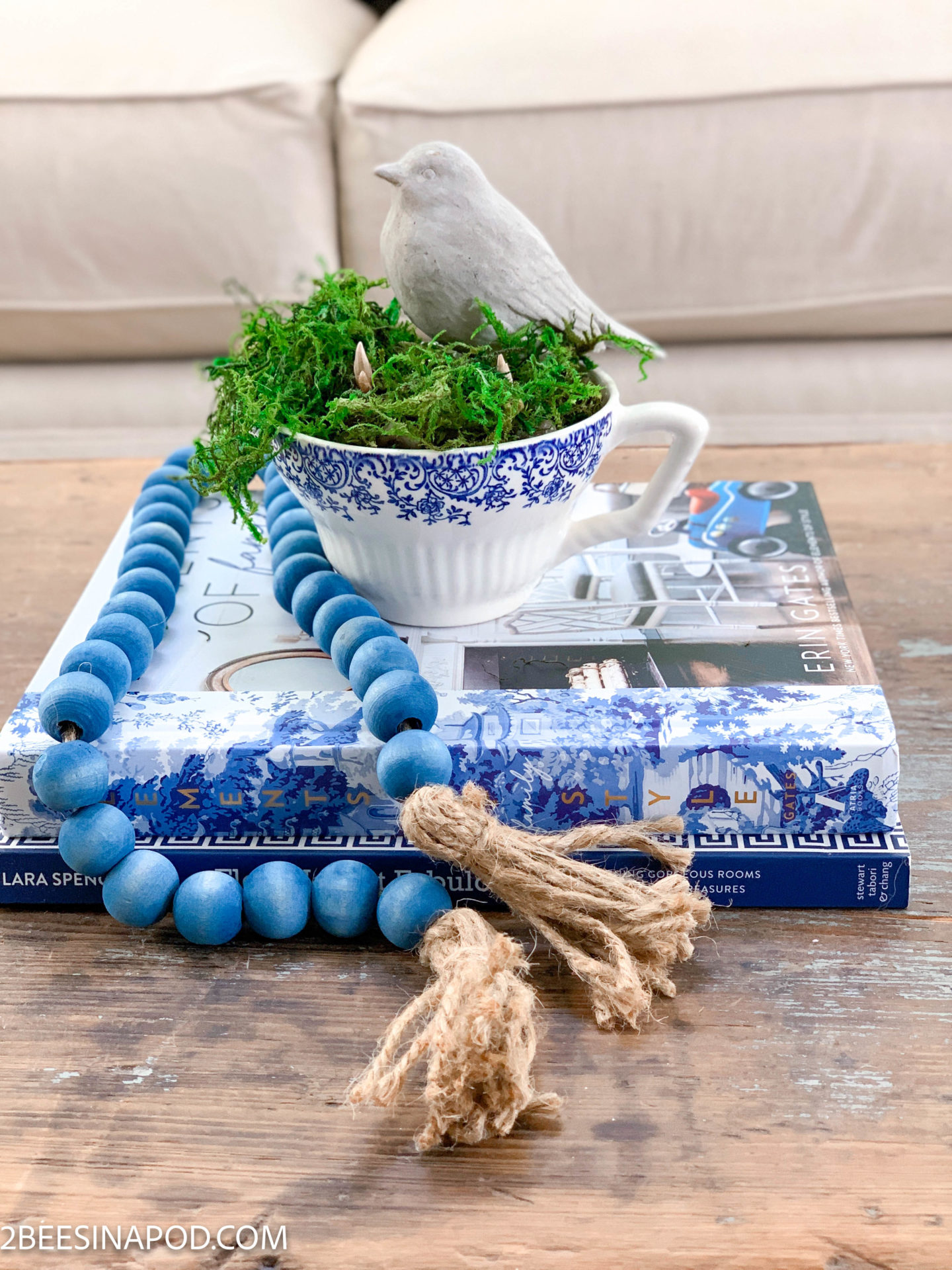 Simple Summer Vignette Ideas – Easy and Fun