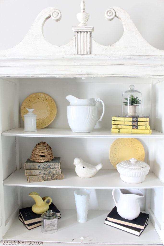 Secretary Shelves