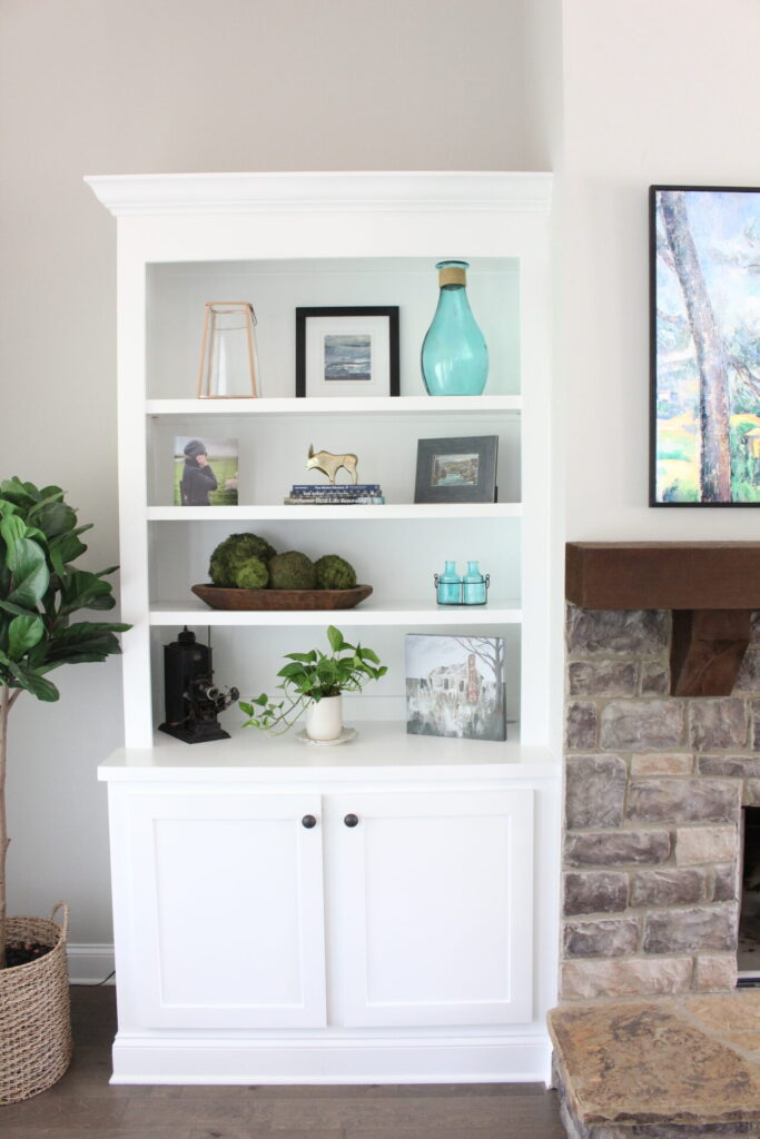 7 steps for styling built-ins