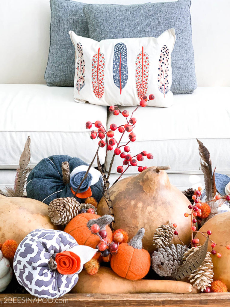 11 Easy Fall Centerpiece Ideas for your Home