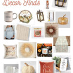 All the Buzz - Fave Fall Decor Finds
