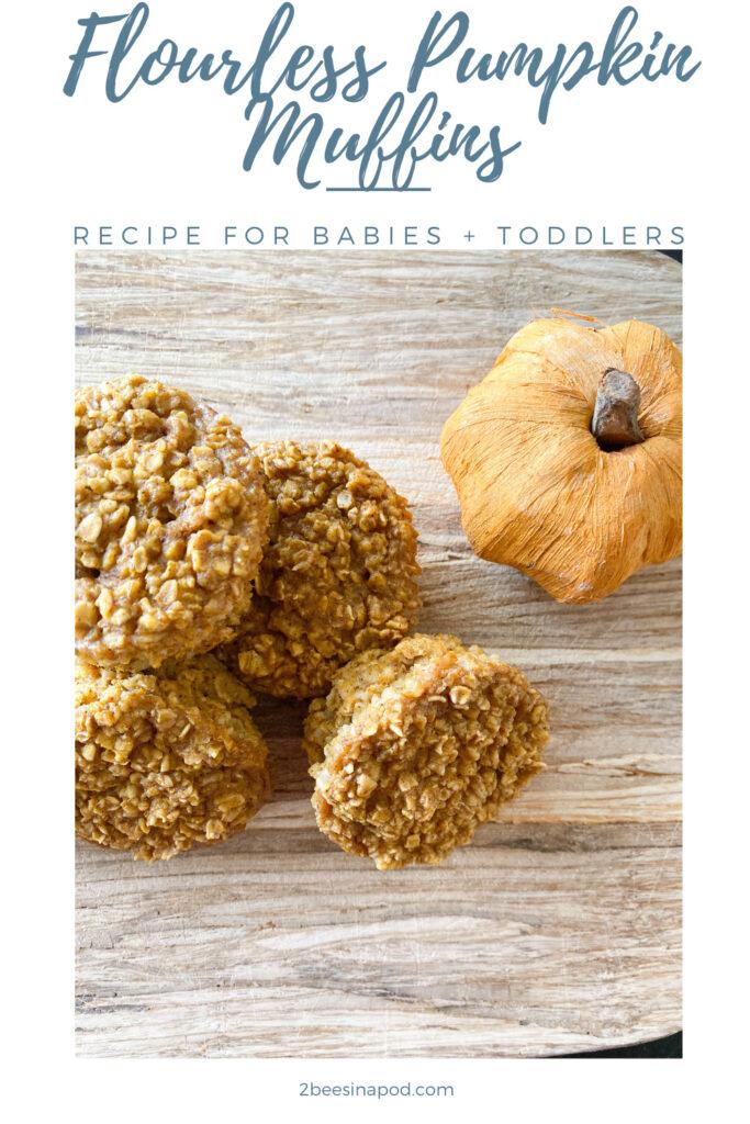 BLW Pumpkin Muffin Recipe