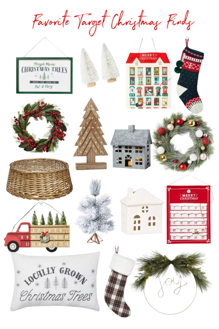 Target Christmas Finds – Sunday's with Santa